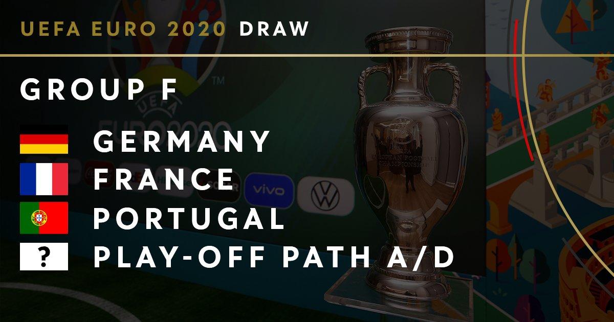 DFB-Team trifft bei EM-Endrunde auf Frankreich und Portugal