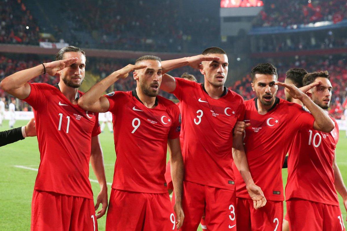 #SONDAKİKA EURO 2020de Türkiyenin rakipleri belli oldu bit.ly/35PFuZo