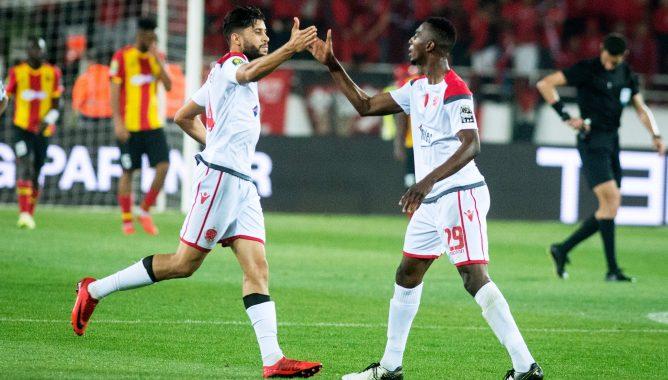 الوداد يخطف تعادلًا قاتلًا من اتحاد العاصمة في دوري أبطال إفريقيا