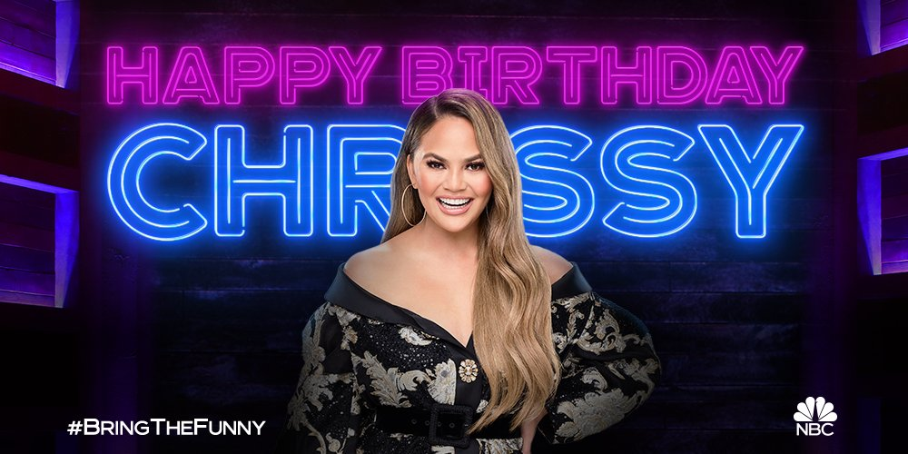 Happy birthday to the Queen of Twitter! 🥳  Leave your favorite @chrissyteigen GIF to celebrate. 🎉