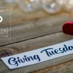 Image for the Tweet beginning: December 3, 2019 is #GivingTuesday