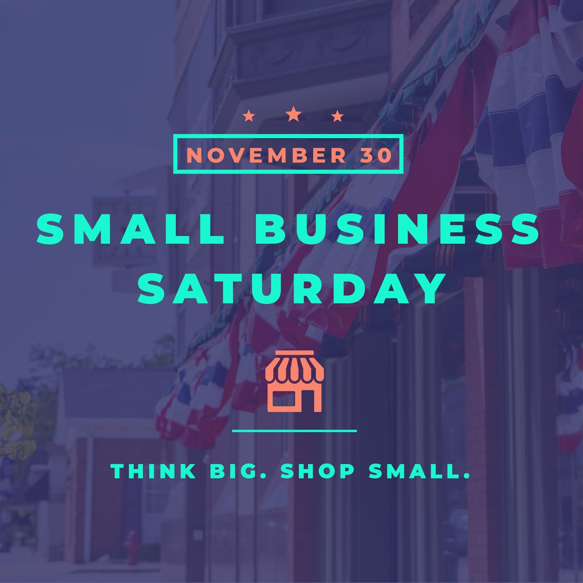 🚨SMALL BUSINESS SATURDAY🚨 99% of businesses in Iowa are small businesses. Today, be sure and #shoplocal to support our great communities across the state!