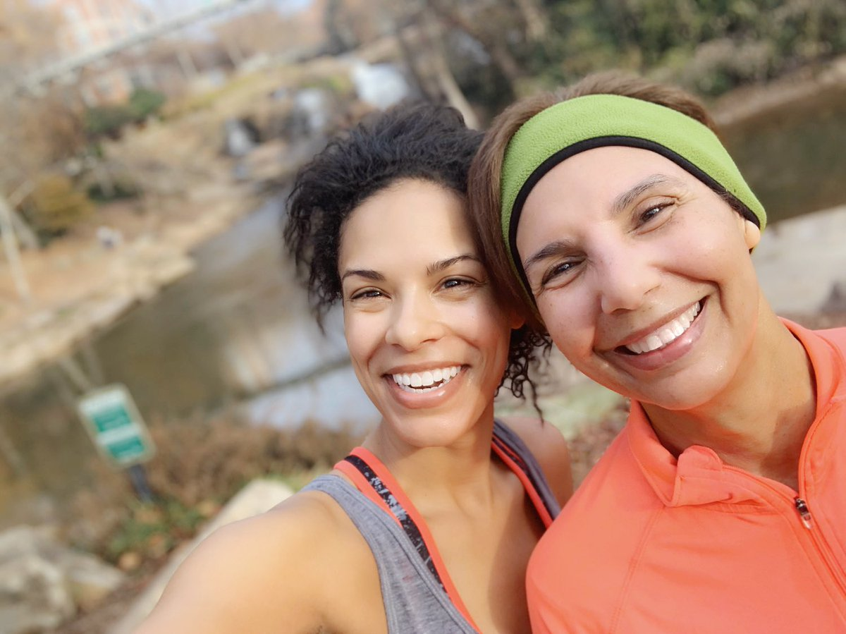 In the mornings we run! SO grateful for this amazing momma of mine!  #halfmarathontraining <br>http://pic.twitter.com/9pkYLOHeVM