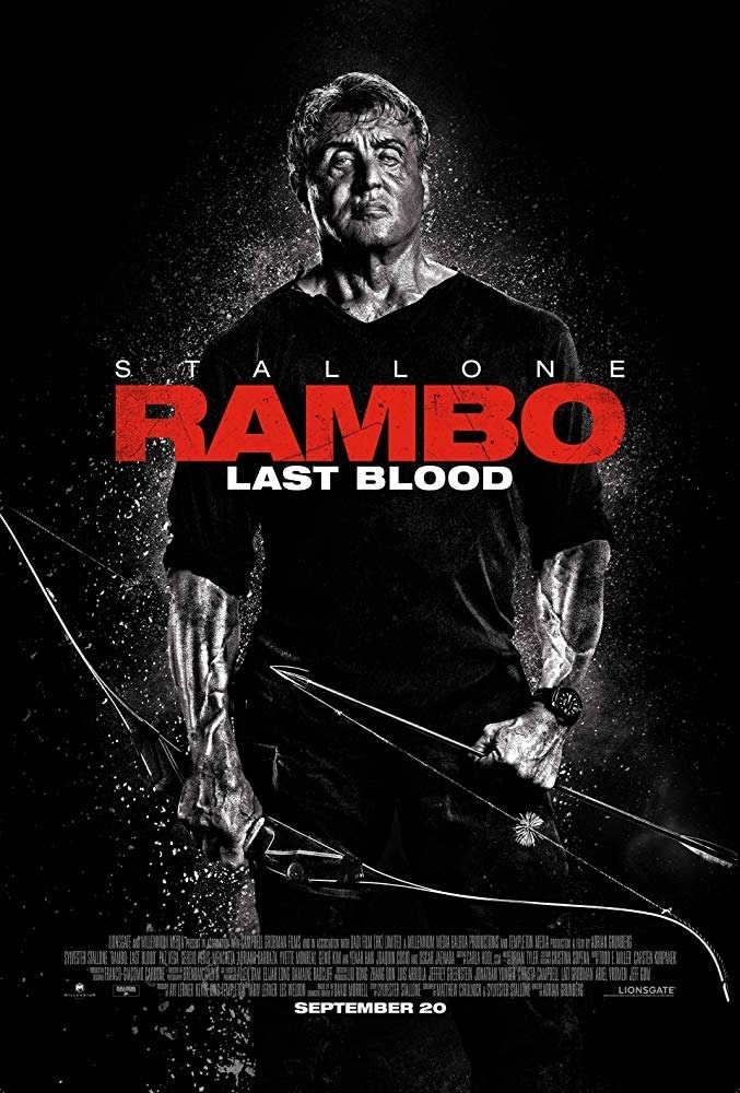 Just watched Rambo last blood, loved it!  Sylvester, even at the age of 73 is still sexy as fuck and rocking action movies  #RamboLastBlood <br>http://pic.twitter.com/zgJ2GCKK54