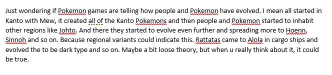Just wondering this, could it be true?  #pokemon @Lockstin