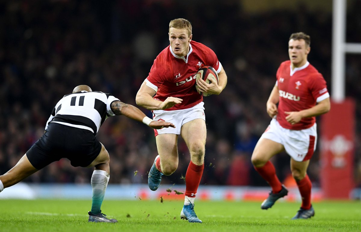 Wales get the Wayne Pivac era off to a thrilling start in Cardiff with a free-running display against the ever-entertaining @Barbarian_FC. Read the full report: bit.ly/WALvBAR2report