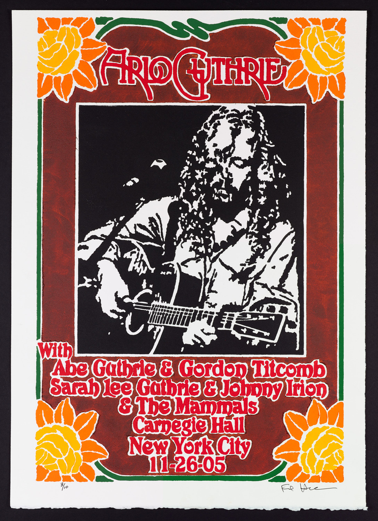 """Arlo Guthrie's Thanksgiving performance of """"Alice's Restaurant"""" has become a beloved holiday tradition. This weekend he performed his last annual Thanksgiving concert. Take a look at his performances over more than 50 years at #CarnegieHall. bit.ly/34oEr28"""