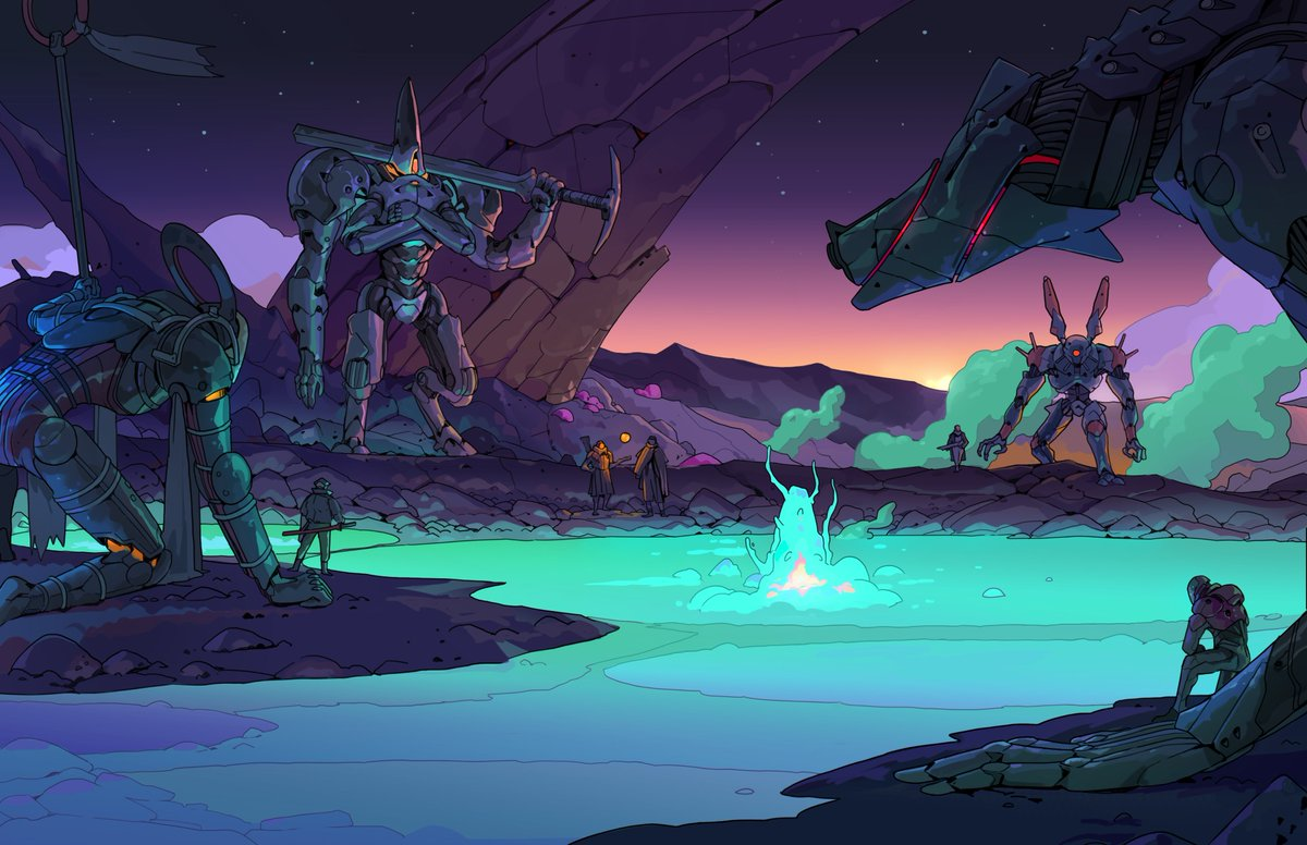 Nocturnal Maneuvers @Lancer_RPG is out!