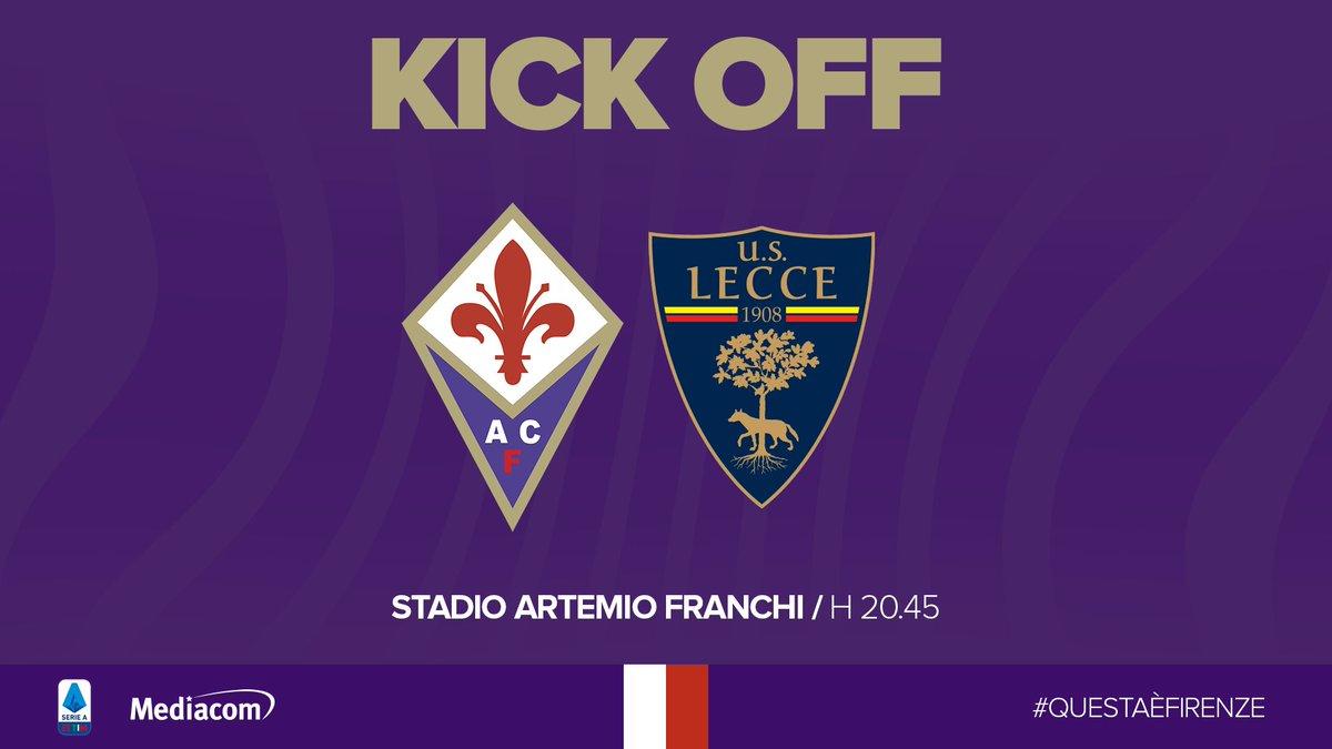 Lecce Beat Fiorentina