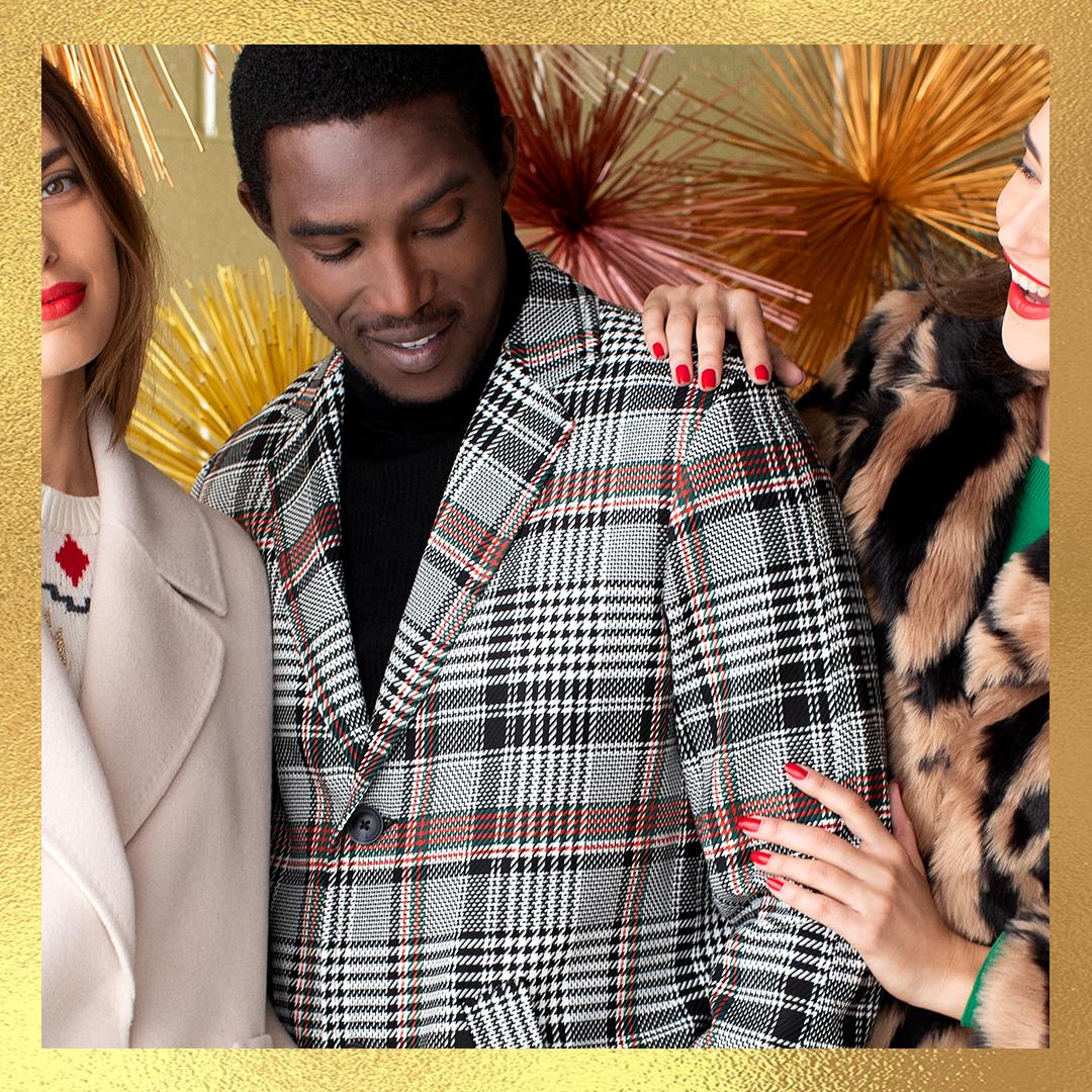 Select outerwear is now 4️⃣0️⃣% off❗Plus, 25% off everything else in Mr Turk boutiques & mrturk.com 👌#BlackFriday #BlackFridaySale #MrTurk #MrTurkStyle