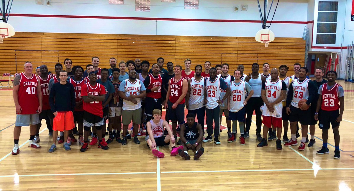 It was a pleasure to welcome our alumni back to practice today. Once a Colt, always a Colt!