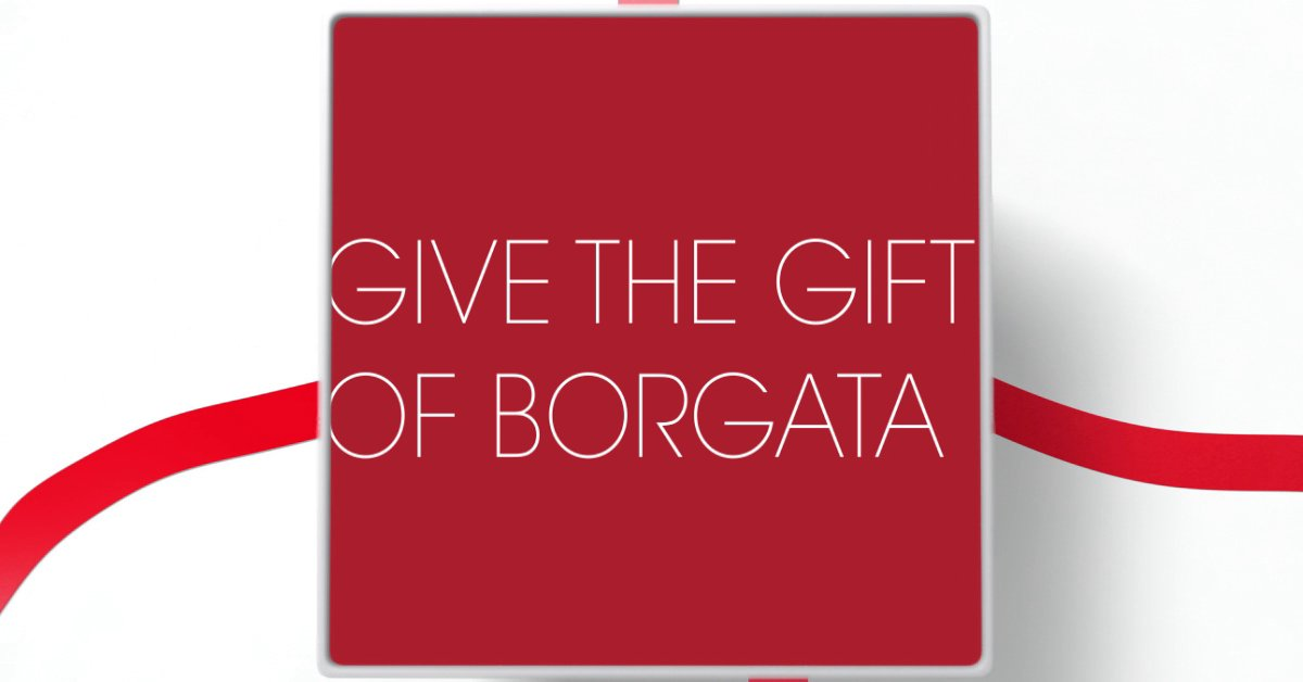 Give the gift of #BorgataAC this holiday season!🎁 borg.ac/z94tJk