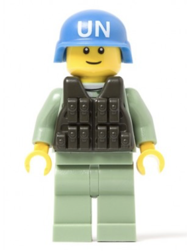 1/ OK, it's time to do this... There's a surprisingly large subculture of people doing cool (I think) things with (mainly) @LEGO_Group UN🇺🇳 #peacekeepers @UNPeacekeeping. So here goes... 😀 https://t.co/Tyv4ICnj9w