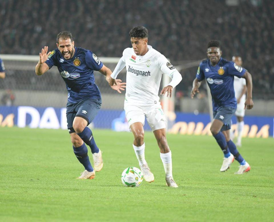 الترجي التونسي يحقق الفوز على الرجاء المغربي في مباراة خارجة عن التوقعات