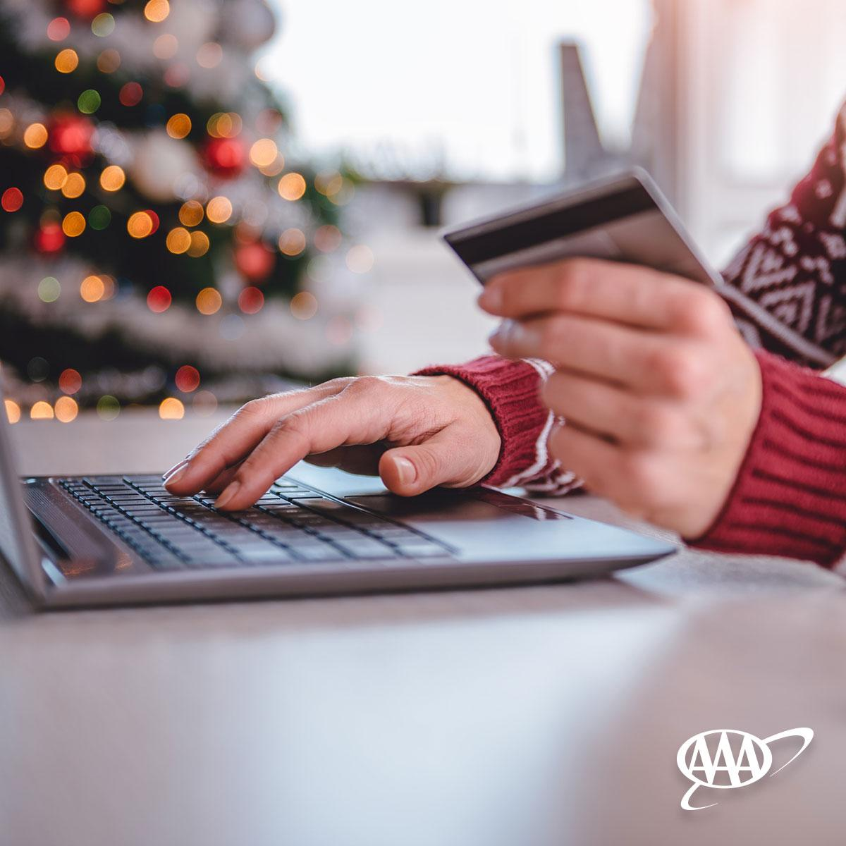 Tis' the season...to make sure you're protected! We know you might be doing a bit of holiday shopping in the next few weeks, did you know that AAA members get free identity theft protection?   Enroll in your free Essential Coverage here: