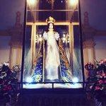 Image for the Tweet beginning: Contigo Virgen María, portadores de