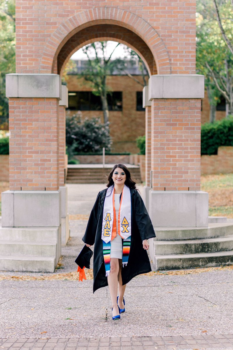 First Generation  Mexican-American  Daughter of an immigrant single mother  Sam Houston State University December 14, 2019 | 9:30AM  Bachelor of Business Administration double major in Finance and Banking & Financial Institutions with a minor in Criminal Justice    #Gradszn <br>http://pic.twitter.com/dU17NPnZOz