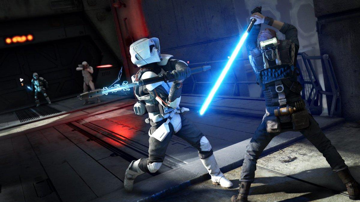 An ode to Star Wars Jedi: Fallen Order's lightsaber