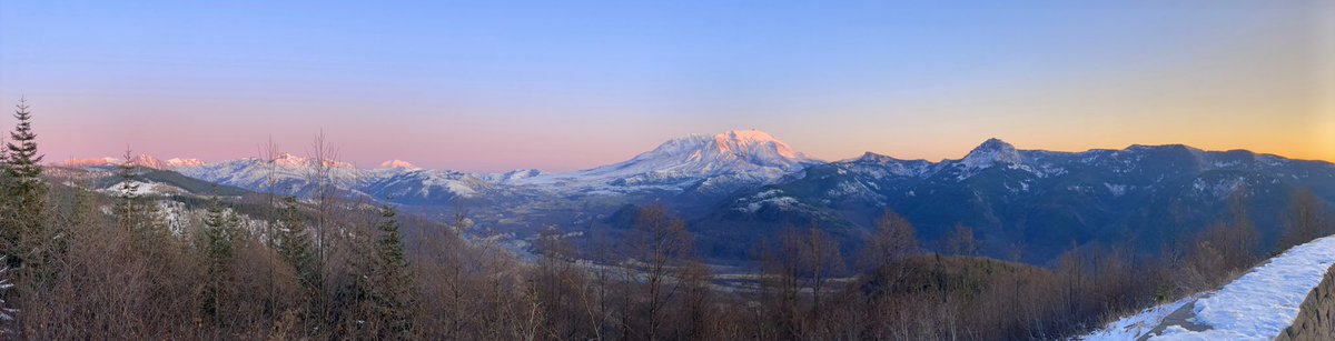 panorama from yesterday 💙