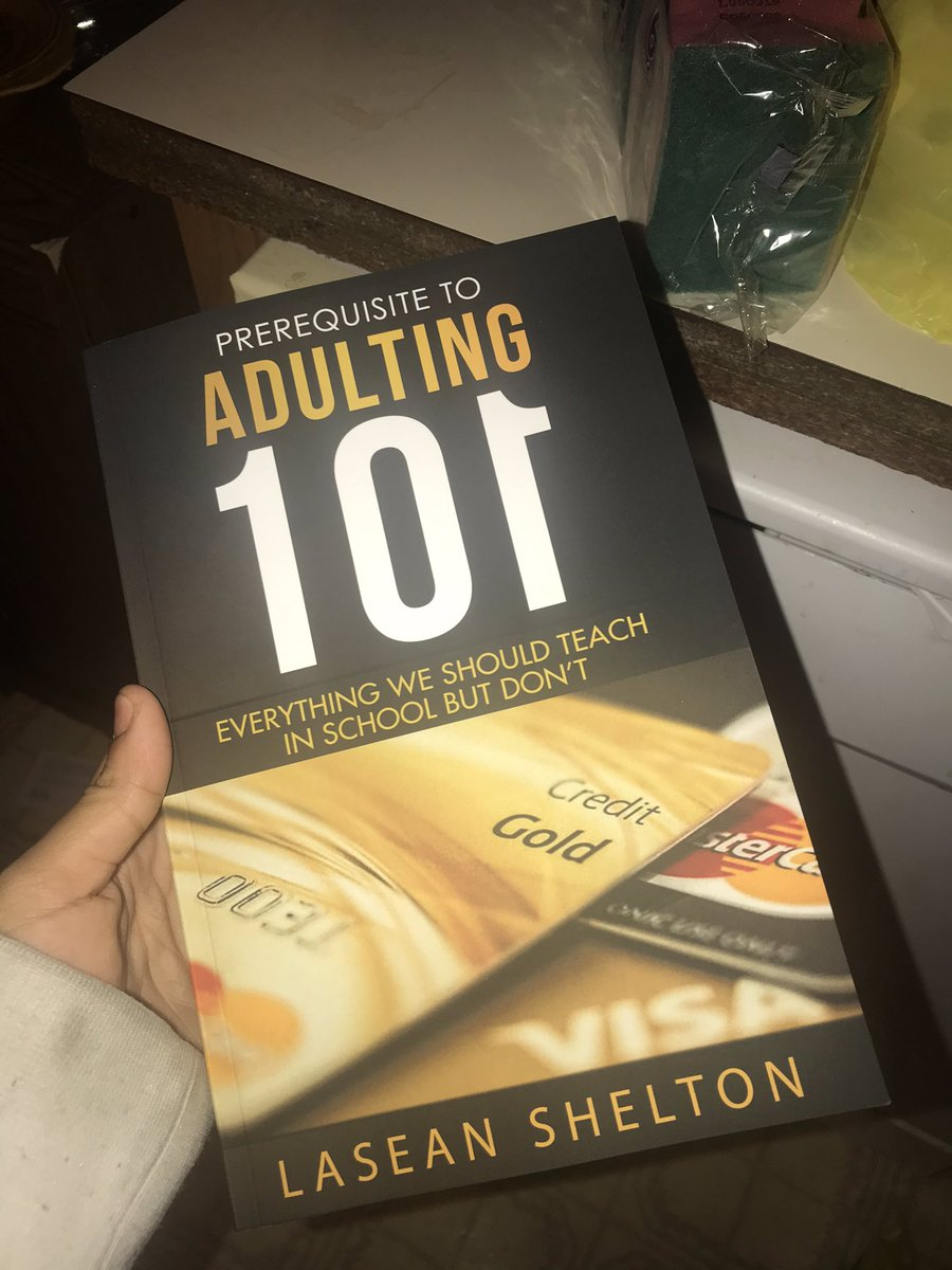 #PrerequisitetoAdulting101 Finance ✅ How to File Taxes ✅ Car Care ✅ Soft skills ✅ College, Career, Trade School ✅ Entrepreneurship ✅ Purchase vs rent ✅ Cooking 101 ✅ Recipes ✅ Cryptocurrency ✅ Life Skills ✅ How to Read Analog Clocks ✅ How & Why to Write in Cursive ✅