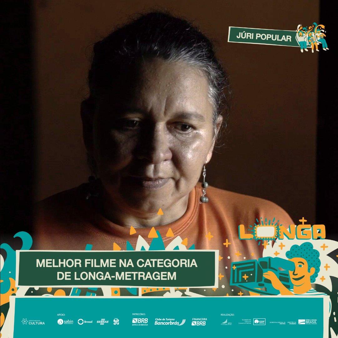 #PremiaçãoFBCB | MOSTRA COMPETITIVA  Na categoria de MELHOR LONGA-METRAGEM, segundo o Júri Popular, o vencedor é: O TEMPO QUE RESTA   #FestivalDeCinema #Brasília #52FBCB #FBCB #Brasil #Cinema #Arte