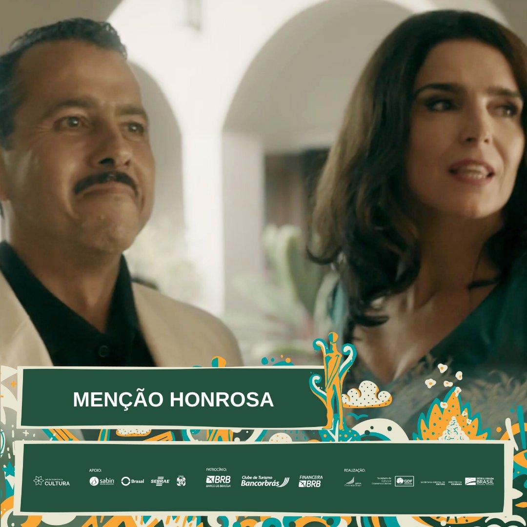 #PremiaçãoFBCB | MOSTRA COMPETITIVA  Menções Honrosas Júri Oficial: BOCA DE OURO e UM FILME DE VERÃO   #FestivalDeCinema #Brasília #52FBCB #FBCB #Brasil #Cinema #Arte #BRB