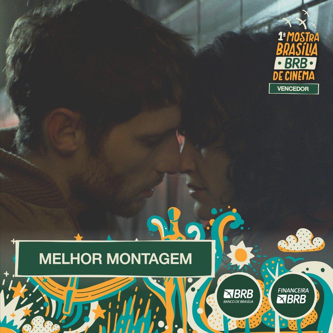 #PremiaçãoFBCB | MOSTRA BRASÍLIA BRB DE CINEMA  O prêmio de MELHOR MONTAGEM, escolhido por Júri Oficial na categoria de Longa-Metragem da Mostra Brasília BRB é: AINDA TEMOS A IMENSIDÃO DA NOITE  #FestivalDeCinema #Brasília #52FBCB #FBCB #Brasil #Cinema #Arte #BRB