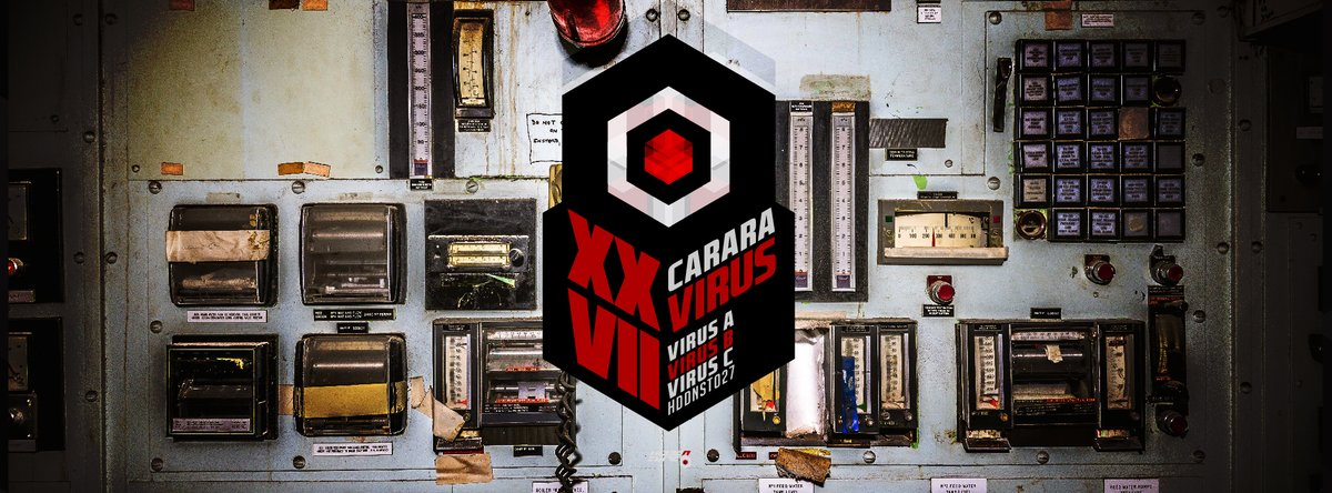 """FIND: """"Virus"""" by CararaDownload exclusively at @beatporthttps://beatport.com/release/virus/2718409…""""great ep!""""@patrickzigon""""lovely work, Virus B is cool, support, thanks for the music.""""- @distracktrecords""""Solid work""""- @BenjaminDamage#techno #technorelease #techno2019"""