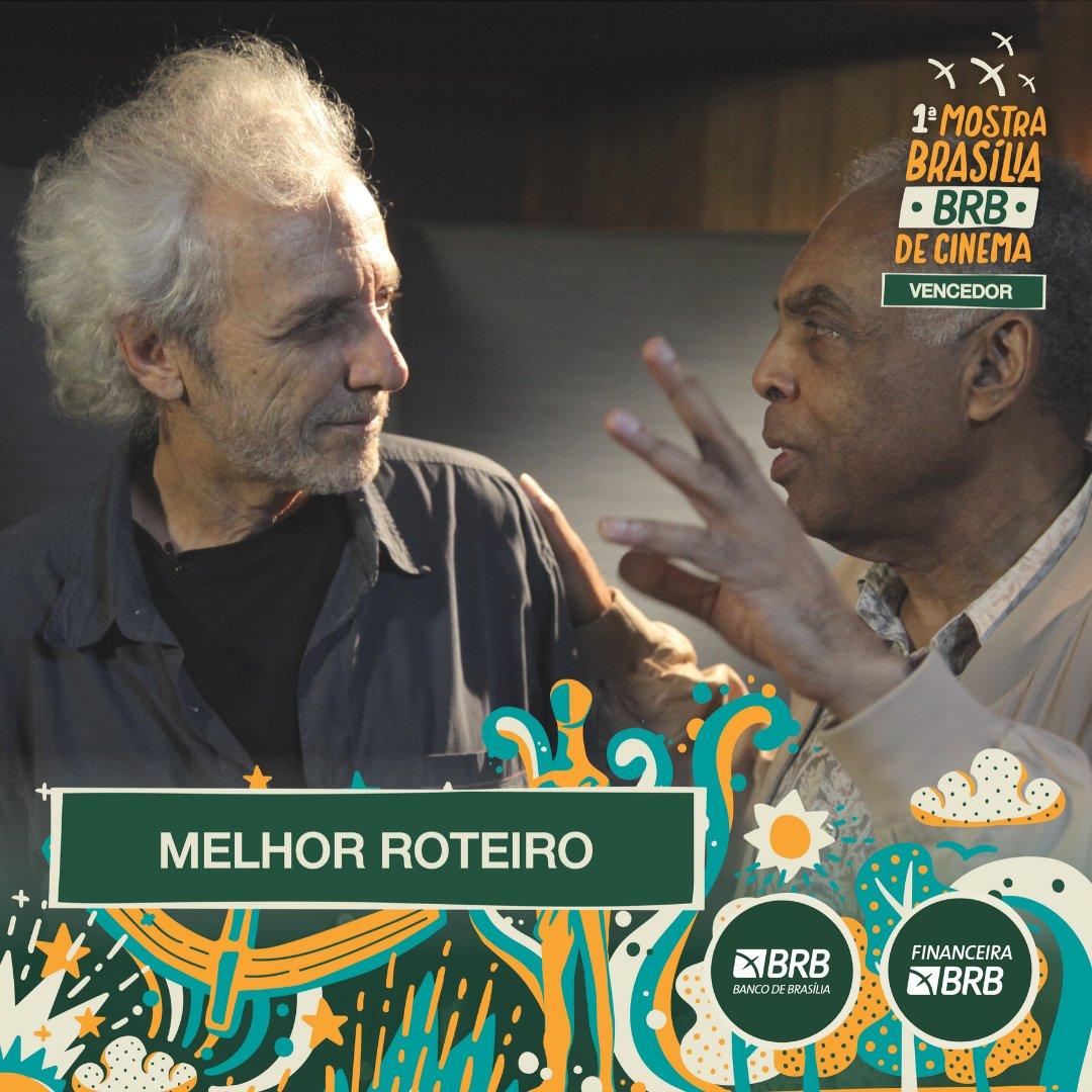 #PremiaçãoFBCB | MOSTRA BRASÍLIA BRB DE CINEMA  O prêmio de MELHOR ROTEIRO, escolhido por Júri Oficial, da Mostra Brasília BRB vai para: MITO E MÚSICA  #FestivalDeCinema #Brasília #52FBCB #FBCB #Brasil #Cinema #Arte #BRB