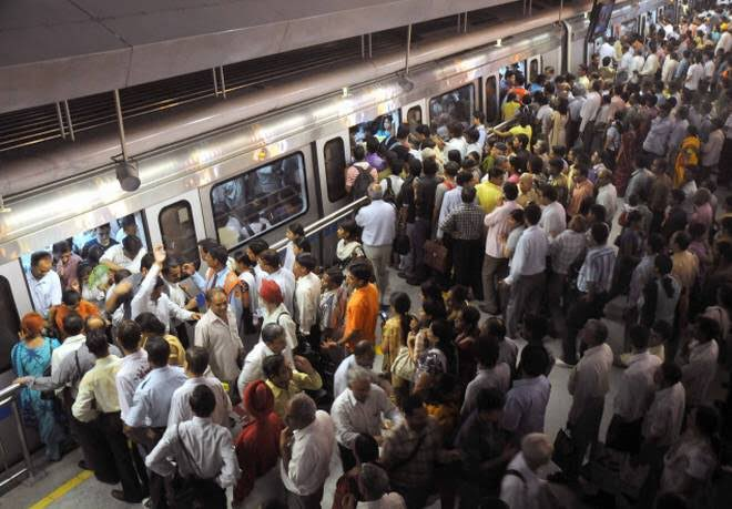 The almost 400 km long network of the state-of-the-art, efficient, eco friendly & affordable metro, which sees daily journeys touching nearly 65 lakhs on working days, forms the backbone of effective & predictable commute to the people.