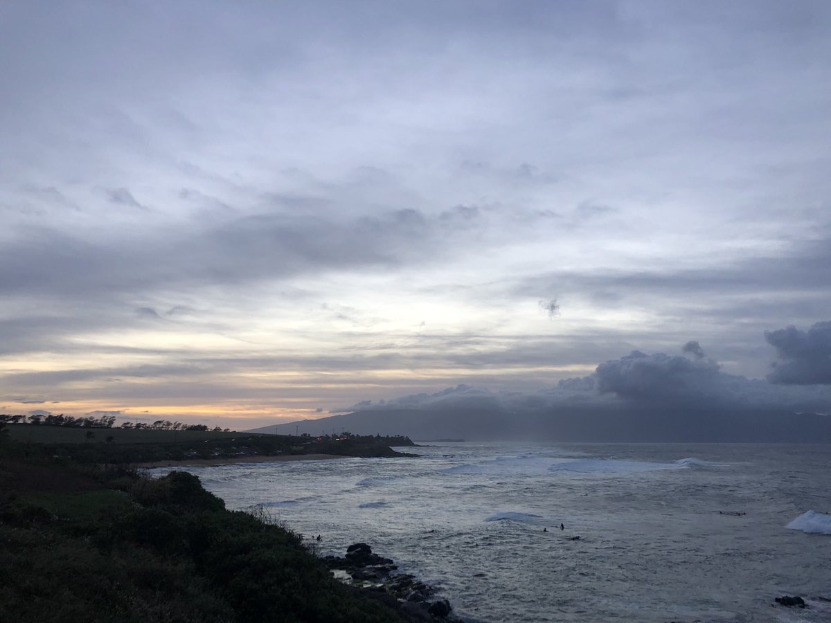 test Twitter Media - North shore overcast and cool. #cmweather #Maui #northshore #Hookipa #Surf #Mauinokaoi https://t.co/BIsYInB4BE
