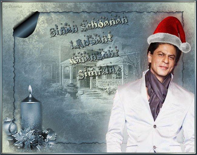 ~ 🎅🎄💡A Beautiful 1th Advent!💡🎄🎅 ~ ☺😘💋🎅🎄🌟💡❄⛄🇩🇪📷🆕👍  Liebe Grüße, eure Tanja ☺😘💋 #1thAdvent #Advent2019 #Adventtime #Christmastime #ShahRukh #Bollywood #India #PSP #selfmade #new @blacky3001 @mari26579 ☺😘😍💖💋👪🎅🎄🌟🎁💡❄⛄✨🍭🍫🍬👳🙏📷🆕👍