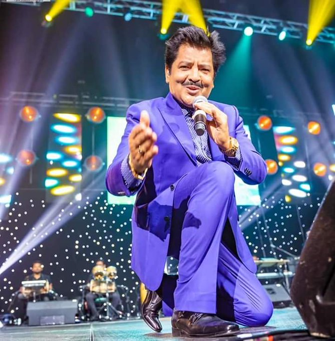 Wishing you a very very Happy Birthday to the most famous singer of india Udit Narayan ji.
