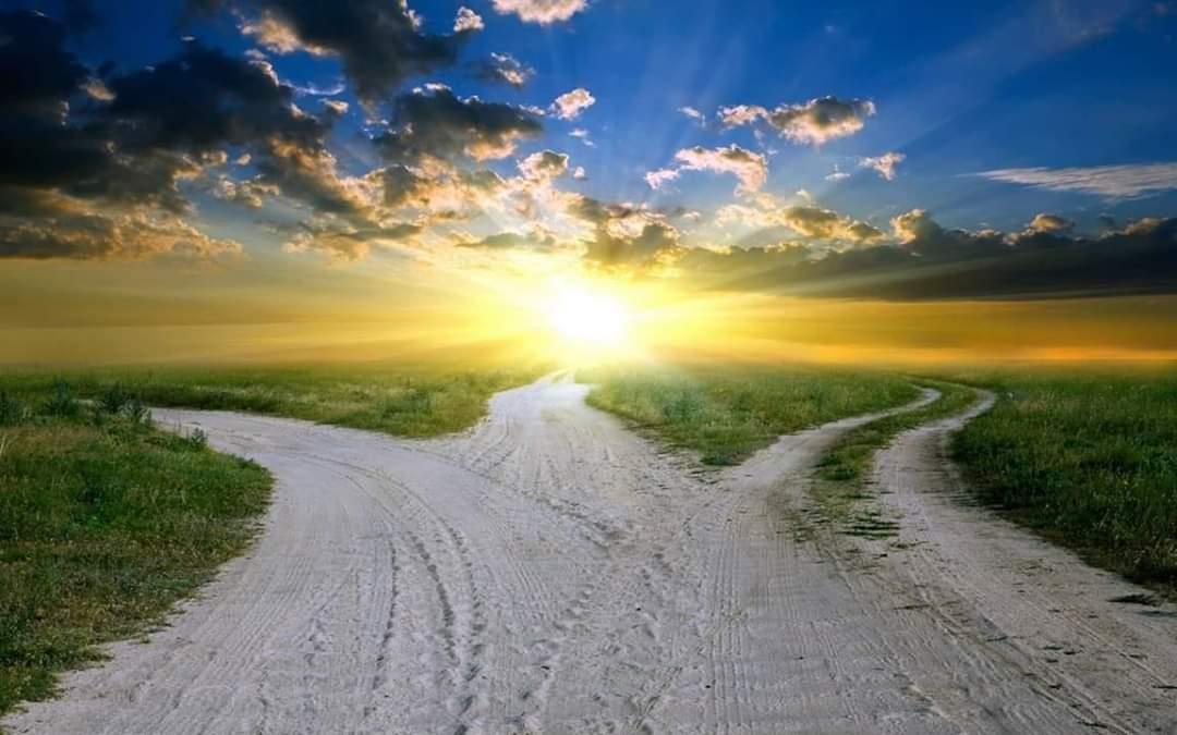 Quel chemin choisir ? Celui de son coeur et non celui de son entourage.