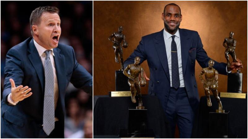 被打服了!巫師主帥:若不是你們審美疲勞,詹姆斯能拿9個MVP!-黑特籃球-NBA新聞影音圖片分享社區