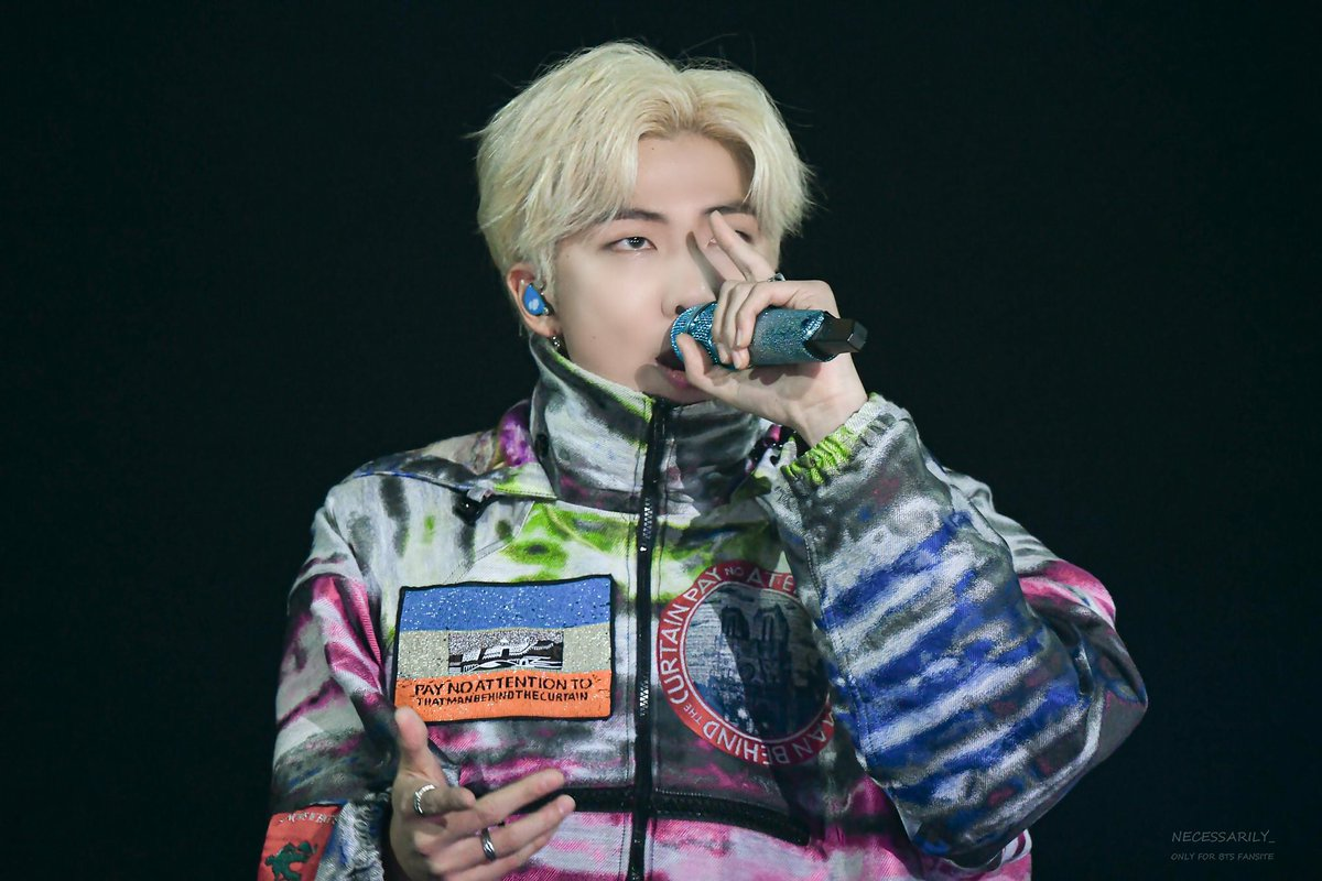 191130 Melon Music Awards 📸 aspire_for_BTS #BTSatMMAs #RM #김남준 #Namjoon @BTS_twt