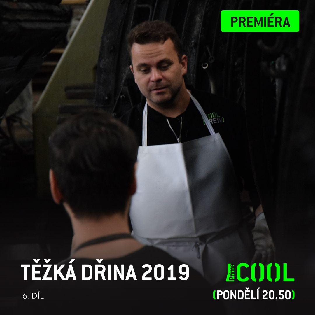 Napadá vás nějaká zákeřná práce, kterou byste Romanovi ještě přáli zkusit? :)  #PrimaCOOL #TezkaDrina #Premiera https://t.co/aNeCrHBj1D