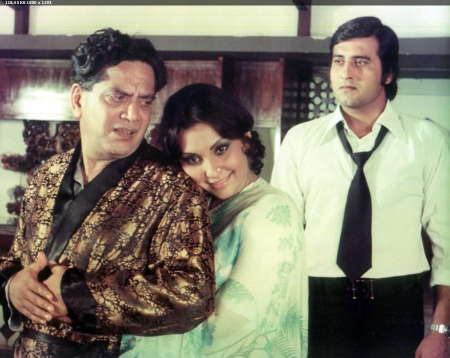 #VinodKhanna #VidhyaSinha #SriramLagoo #BollywoodFlashback