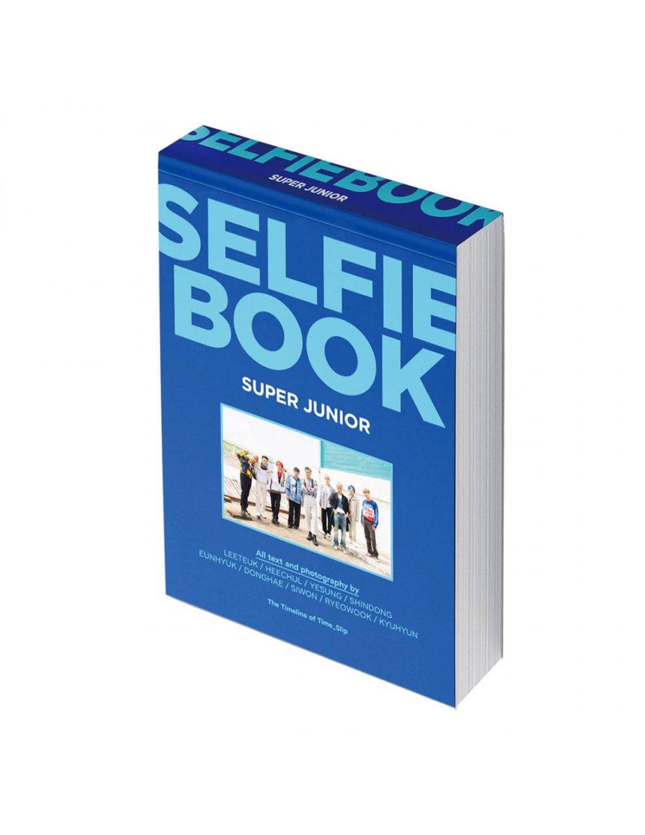 [PO] Super Junior - Selfie Book  Price: IDR 240.000 (est. weight +/- 200gr) ✓ DP (minimal 100rb) / Full payment ✓ Pelunasan di Shopee  ⌛Deadline PO & payment: 5 Desember 2019