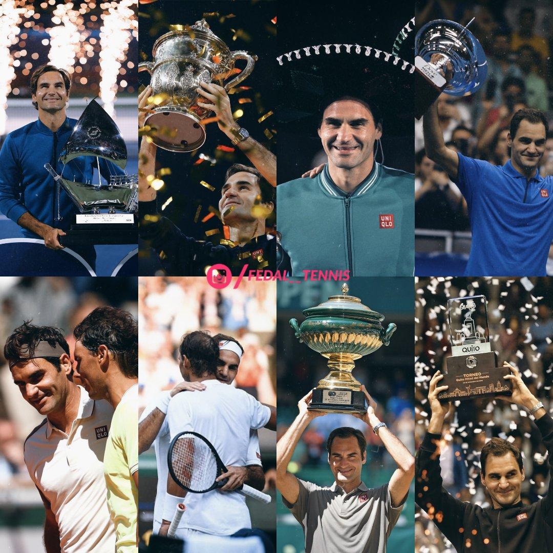 Summary of Roger Federer's 2019 Tennis Season @rogerfederer 💯🇨🇭🏆🔥#Federer#FedalTennis
