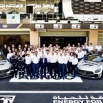 Conclusion of the 2019 @F1 season. Thank you to the @FIA team, stewards, volunteers for your strong commitment, all this would not be possible without you. A special tribute to Charlie Whiting who left us at the first Grand Prix in Melbourne #ThankyouCharlie #F1 #AbuDhabiGP 🇦🇪