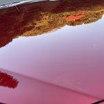 Image for the Tweet beginning: やっぱりデザインが良き。 クリア層があるから反射もきれいに写るし、車を入れての写真が撮りたくなる アイドリングストップしてない時のシートから伝わってくる振動さえ目をつぶればとても良かった車でした! #クリーンディーゼルの出番 #神戸マツダ