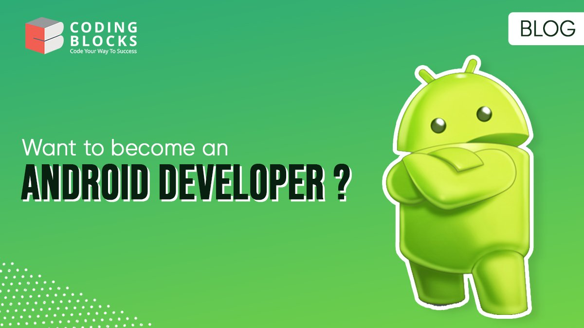 Want to be a successful Android Developer? Then read on this blog at  http:// cb.lk/andbt      to begin your journey.  #CodingBlocks #Android #AndroidDeveloper #Blog<br>http://pic.twitter.com/tnLZcNK95j