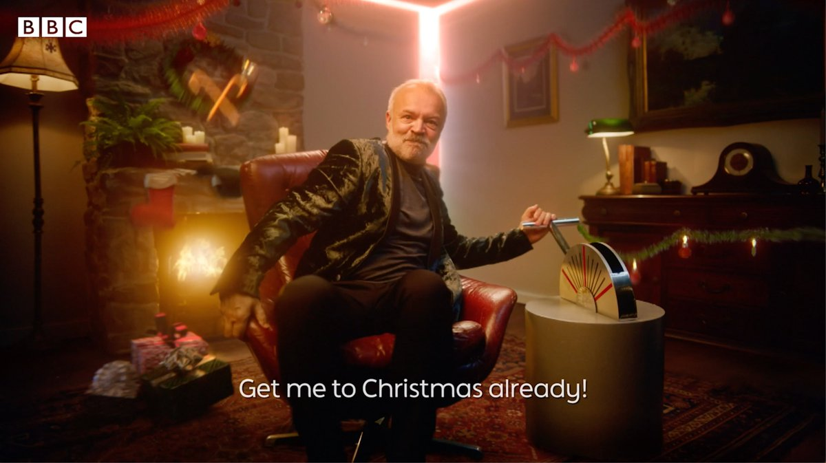 Live your best #XmasLife with @BBCOne this festive season.