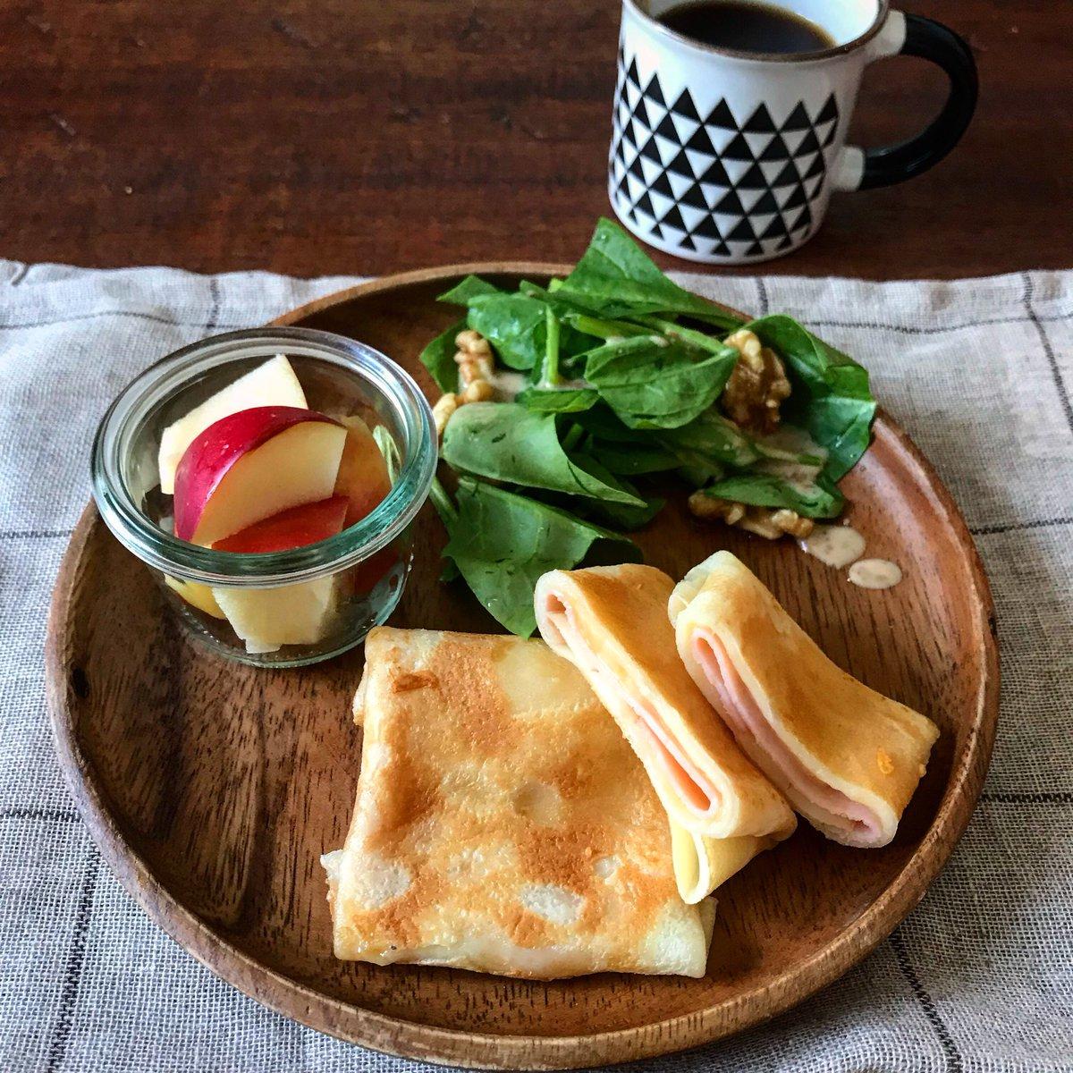【レシピ】『もちもちハムチーズブリトー』生地作りわずか1分