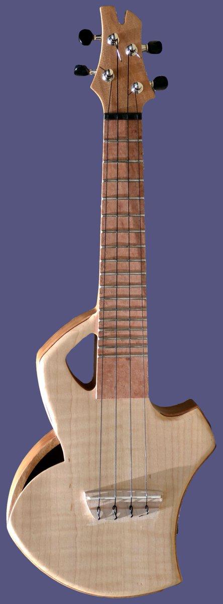 murray kuun concert ukulele