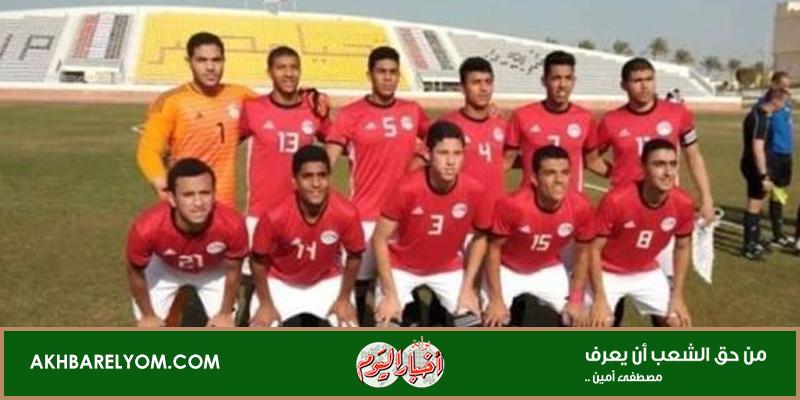 بوابة أخبار اليوم   #منتخب_الشباب يخسر بطولة شمال إفريقيا لصالح #تونس