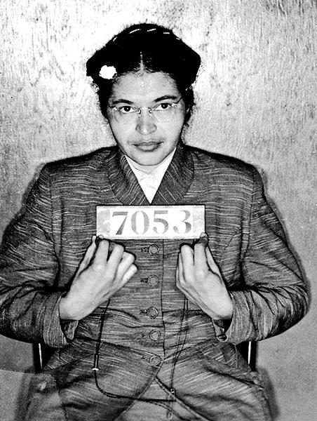 @ninaturner's photo on Rosa Parks