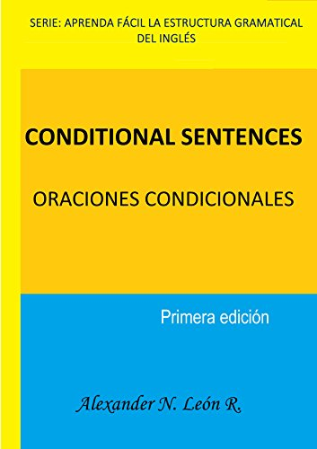 Pdf Download Conditional Sentences Oraciones Condicionales