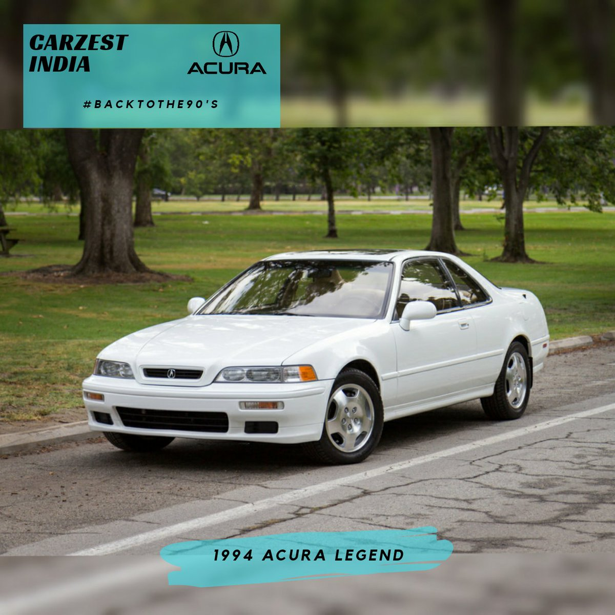 Carzest India On Twitter Back To The 90 S 10 Acura Legend A Luxurious Product From The Japanese Stable The Most Loved Sedan In Usa Japan Other Domestic Markets